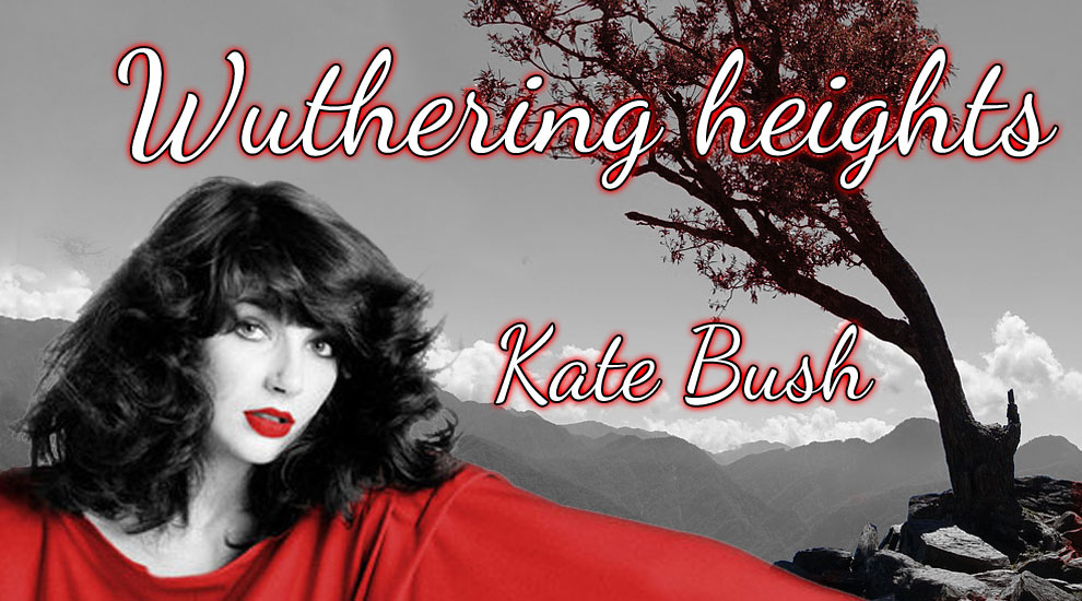 11. Note a Margine - Wuthering Heights. Kate Bush