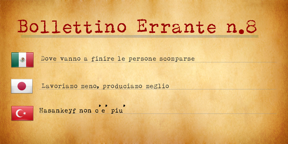 Bollettino Errante n.8