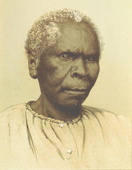 Truganini. L'ultima aborigena della Tasmania