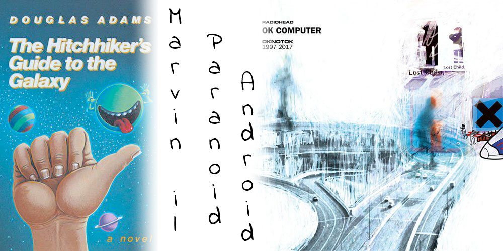 Marvin, il Paranoid Android